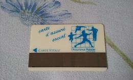 CARTE VITALE LECTURE OPTIQUE T.B.E !!! - France