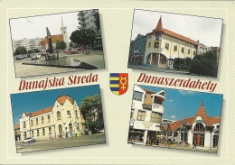 SLOVENSKA  SLOVACCHIA  DUNAJSKA STREDA  Dunaszerdahely - Slovacchia