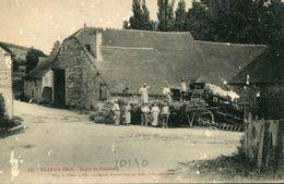 VILLE-sur-ARCE  Route De Buxières - Frankreich