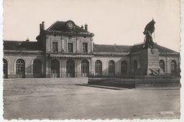 88.REMIREMONT  LA GARE    CPSM  TBE  V147 - Remiremont