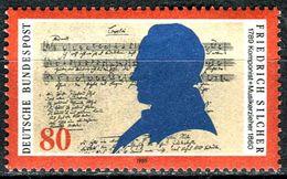 BRD - Mi 1425 - ** Postfrisch (C) - 80Pf   Friedrich Silcher - Unused Stamps