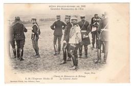 51 MARNE - BETHENY Fêtes Franco-Russes De 1901, Général André Pionnière - Bétheny