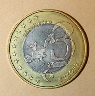 "Monnaie Jeton De 3 Euros ? ""Turkiye 2004 / Mustafa Kemal Ataturk 1881-1938"" - EURO"