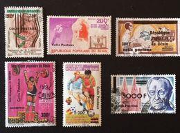Benin-Dahomey Parcel Post Used - Benin - Dahomey (1960-...)