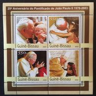 Guine-Bissau 2003  POSTAGE FEE TO BE ADDED ON ALL ITEMS - Guinea-Bissau
