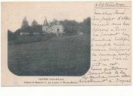 LUYNES - Château De Beauvois - Luynes