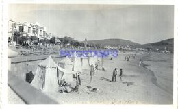 85915 URUGUAY PIRIAPOLIS DTO MALDONADO BEACH PLAYA PHOTO NO POSTAL TYPE POSTCARD - Photographs