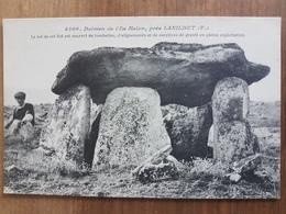 Dolmen De L'ile Melon Près Lanildut.édition Hamonic 4506 - France