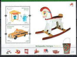 Madeira / Madère 2015 EUROPA Block/souvenir Sheet ** - 2015