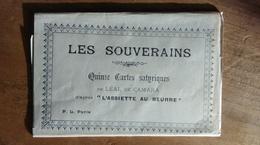Les Souverains, 15 Cartes Satiriques De Léal De Camara Dans Pochette D'origine. D'après L'Assiette Au Beurre. - Illustrators & Photographers
