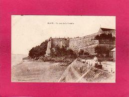 33 Gironde, Blaye, Un Coin De La Citadelle, Animée, (A. Baron) - Blaye