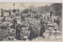Boulogne-sur-Mer - Le Triage Du Poisson       (A-68-100911) - Boulogne Sur Mer