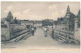 MANTHELAN - Avenue De La Gare - France