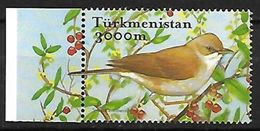 Turkmenistan -2002 - MNH - Common Whitethroat (Sylvia Communis - Zangvogels