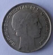 20 Cts 1942 - URUGUAY - Argent - - Uruguay
