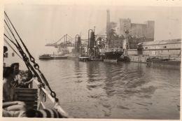 Hafen Panorama - Bateaux