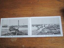CANAL  DE  SUEZ     12  VUES - Postcards