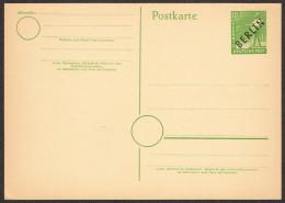 BER P 1 D M 1949 10pf Sower W/black Overprint - [5] Berlin