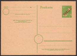 BER P 3 M 1949 10pf Sower W/red Overprint - [5] Berlin