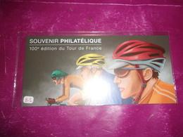 Bloc Souvenir 81 (cyclisme TOUR DE FRANCE) - Souvenir Blocks & Sheetlets