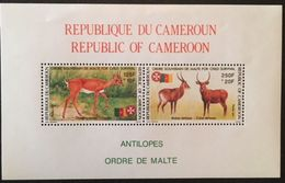 Cameroon 1991 Antielopes - Cameroon (1960-...)