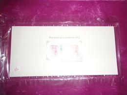 Bloc Souvenir 82 (marianne Et La Jeunesse) - Souvenir Blocks & Sheetlets