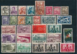 Saar/Sarre 20+ (Gebr/used/obl/o)(3183) - 1947-56 Gealieerde Bezetting