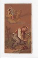 CHROMO CALENDRIER Mois De Novembre Descembre 1883 CAFE - Calendars