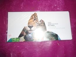 Bloc Souvenir 96 (parc Zoologique PARIS) - Souvenir Blocks & Sheetlets