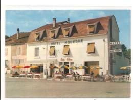 52 - MONTIGNY LE ROI - Hôtel Moderne - Montigny Le Roi