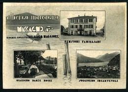 MACCAGNO - Albergo Maccagno - Non Viaggiata  - Rif. 30286 - Other Cities