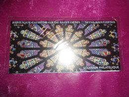 Bloc Souvenir 109 (basilique Cathédrale De Saint Denis) - Souvenir Blocks & Sheetlets