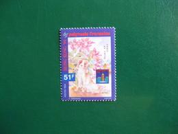 POLYNESIE YVERT POSTE ORDINAIRE N° 453 TIMBRE NEUF** LUXE - MNH - FACIALE 0,43 EURO - Polynésie Française