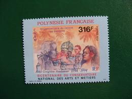POLYNESIE YVERT POSTE ORDINAIRE N° 456 TIMBRE NEUF** LUXE - MNH - FACIALE 2,66 EUROS - Nuovi