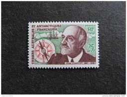 TAAF: TB N° 19, Neuf XX. - Unused Stamps