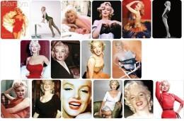 Legends Of Cinema - Marilyn Monroe Collection (160 Differents ) Pocket Calendar - Year 2014 - Calendarios