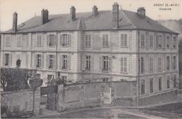 Bm - Cpa ORSAY - Hospice - Orsay