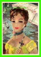 FANTAISIES FEMMES - FRIMOUSSES DE PARIS , No 7 - ÉDITIONS D'ART YVON - - Femmes