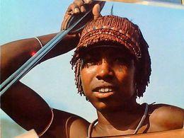 KENIA SAMBURU YOUNG WARRIOR RAGAZZO  GUERRIERO N1980  GN20985 - Kenia