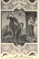 CPA N°18383 - CHATEAU DE CHEVERNY - LA SALLE A MANGER, HISTOIRE DE DON QUICHOTTE PAR JEAN MOSNIER - Cheverny