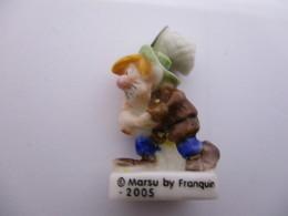 Série Le Marsupilami - 2005 - Marsu By Franquin - Strips