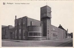 Maldegem, Maldeghem, Voorlopige Middelbare  School (pk42359) - Maldegem