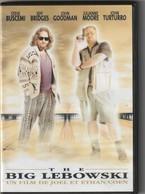 DVD THE BIG LEBOWSKI  Des Freres Cohen    Etat: TTB Port 110 Gr Ou 30gr - Comedy