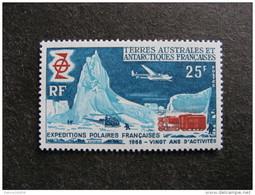 TAAF: TB N° 31, Neuf XX. Cote = 40 Euros - Unused Stamps