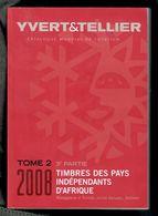 Catalogue D'occasion Très Bon état Y/T De 2008. - France