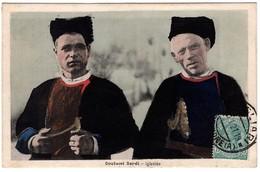 Costumi Sardi Iglesias Italy - Personen