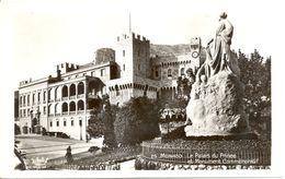 Monaco - Le Palais Du Prince Et Monument Commémoratif - Munier Montluet Nº 25 - 4458 - Palacio Del Príncipe
