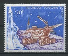 BENIN 1980  N° 491 ** Neuf MNH Superbe Cote 1 € Espace Space Lunokhod Véhicule Soviétique Sur La Lune - Benin – Dahomey (1960-...)