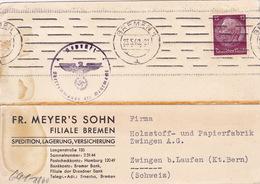 Karte Von Bremen (br2887) - Germany