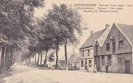 Zuienkerke, Zuyenkerke, Gehucht Vier Wegen Naar Blankenberghe (pk42391) - Zuienkerke